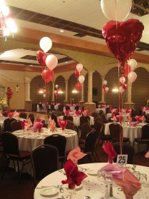 Inspiring Valentine Centerpieces Table Decorations34