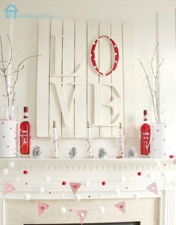 Inspiring Valentine Indoor Decoration01