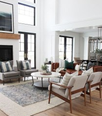 Lovely Fireplace Living Rooms Decorations Ideas20