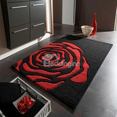 Lovely Roses Decor For Living Room08