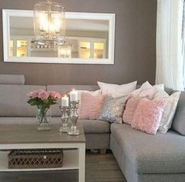 Lovely Roses Decor For Living Room18