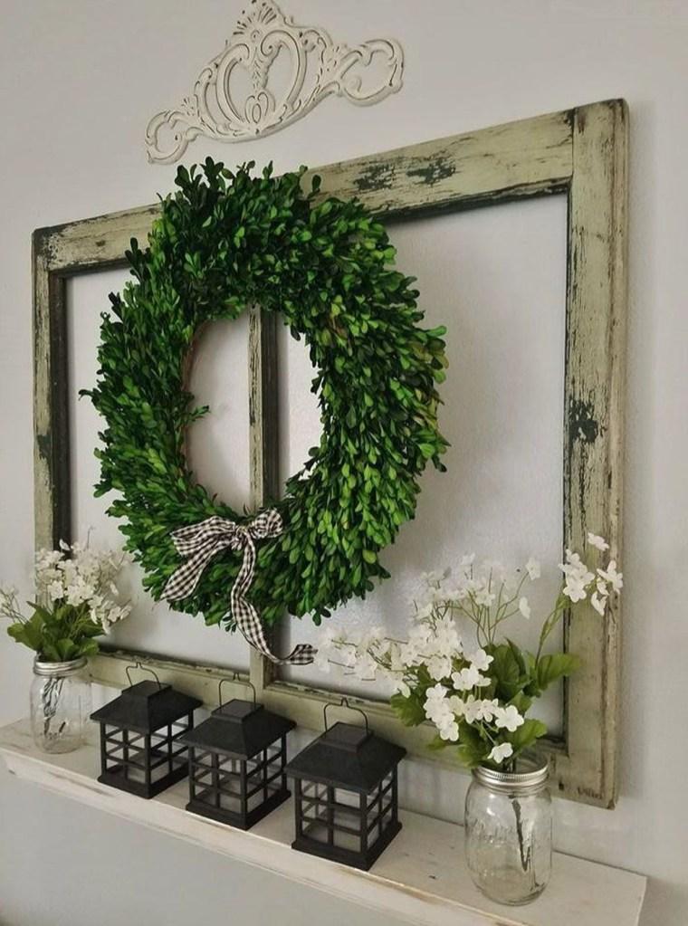 Lovely Roses Decor For Living Room19