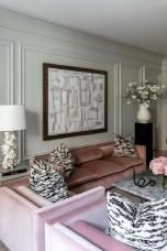 Lovely Roses Decor For Living Room28