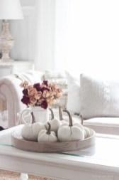 Lovely Roses Decor For Living Room34