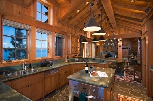 Lovely Western Style Kitchen Decorations03