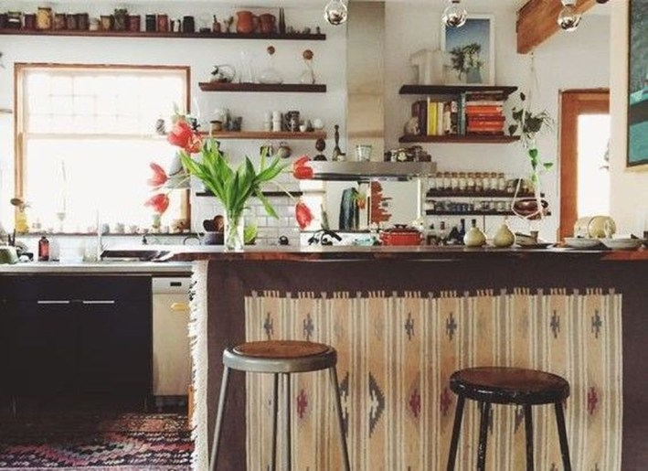 Lovely Western Style Kitchen Decorations10