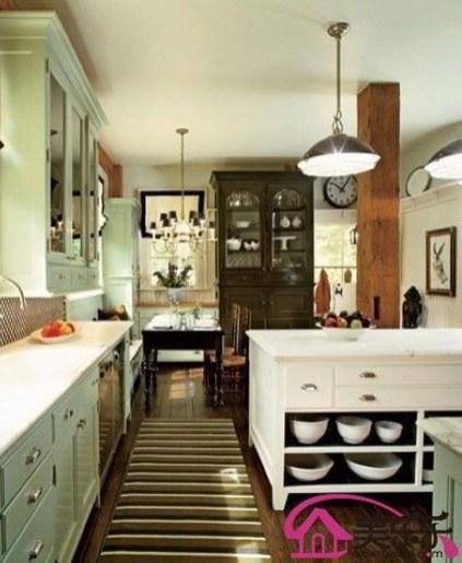 Lovely Western Style Kitchen Decorations11