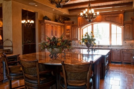 Lovely Western Style Kitchen Decorations19