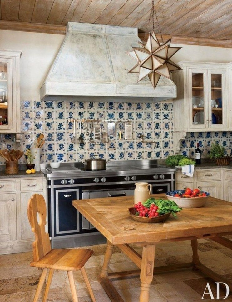 Lovely Western Style Kitchen Decorations27