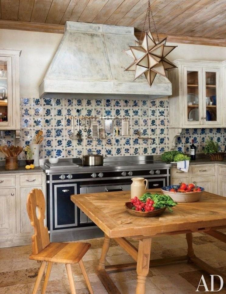 Lovely Western Style Kitchen Decorations27
