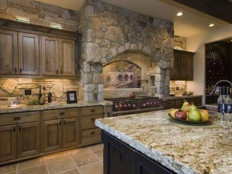 Lovely Western Style Kitchen Decorations28