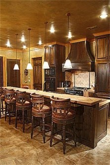 Lovely Western Style Kitchen Decorations32
