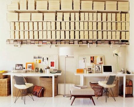 Simple Workspace Design Ideas36