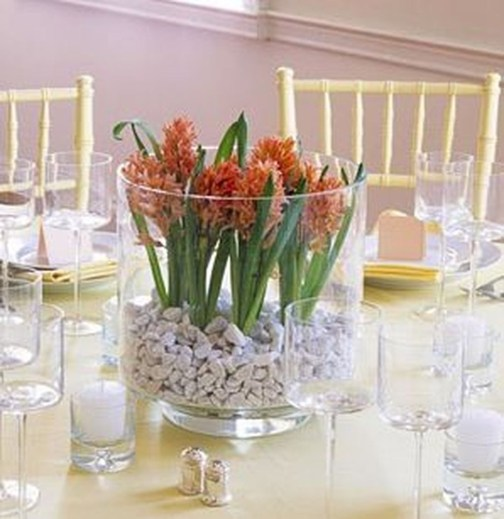 Amazing Diy Ideas For Fresh Wedding Centerpiece03