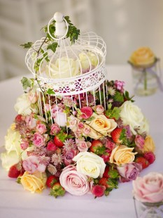 Amazing Diy Ideas For Fresh Wedding Centerpiece06