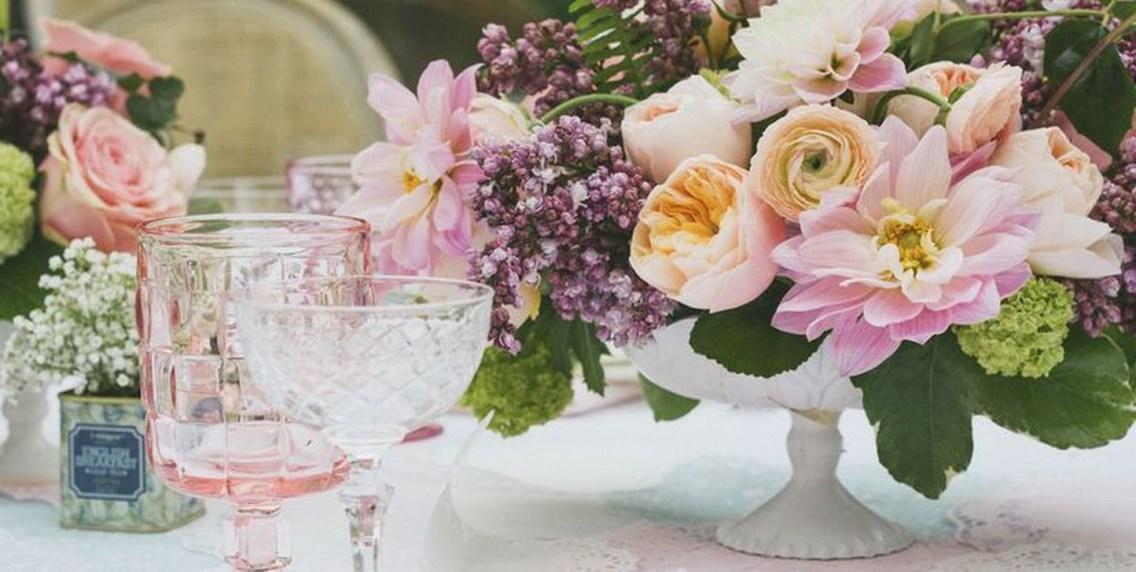 Amazing Diy Ideas For Fresh Wedding Centerpiece40