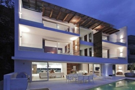 Amazing Outstanding Contemporary Houses Design16