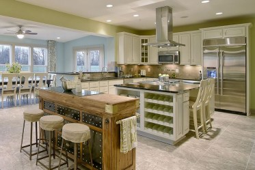 Amazing Traditional Kitchen Designs For Your Kitchen Renovation05