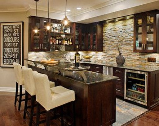 Amazing Traditional Kitchen Designs For Your Kitchen Renovation12