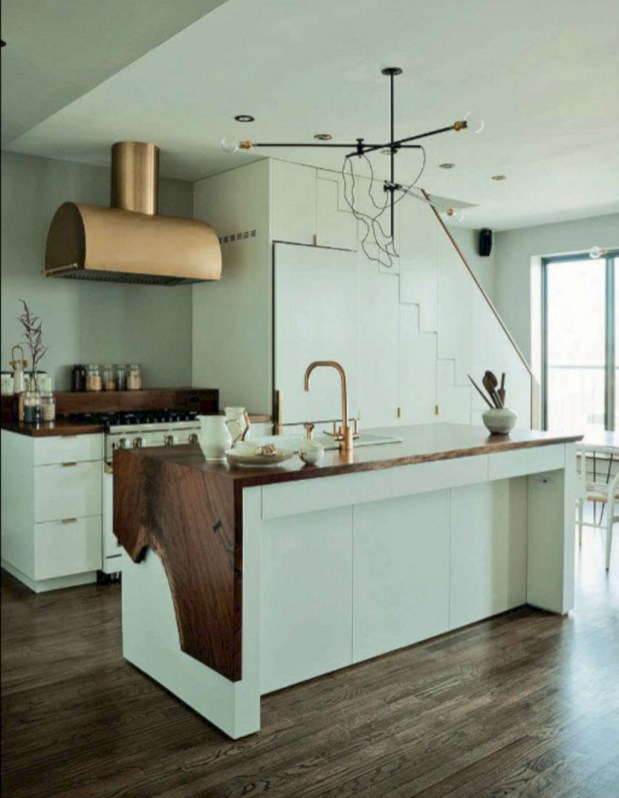 Amazing Traditional Kitchen Designs For Your Kitchen Renovation13