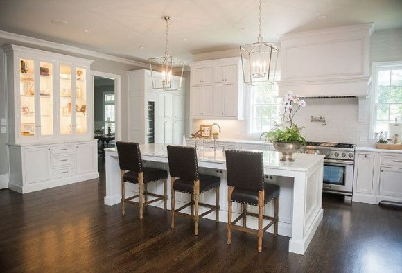 Amazing Traditional Kitchen Designs For Your Kitchen Renovation18