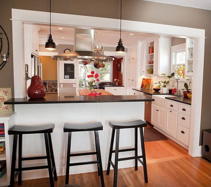 Amazing Traditional Kitchen Designs For Your Kitchen Renovation24
