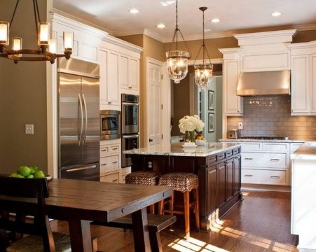 Amazing Traditional Kitchen Designs For Your Kitchen Renovation33