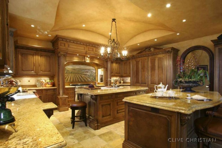 Amazing Traditional Kitchen Designs For Your Kitchen Renovation37