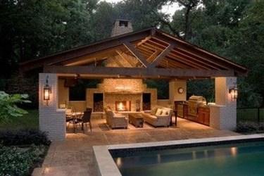 Amazing Traditional Patio Setups For Your Backyard17