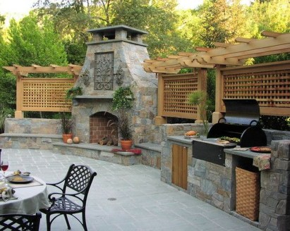Amazing Traditional Patio Setups For Your Backyard23