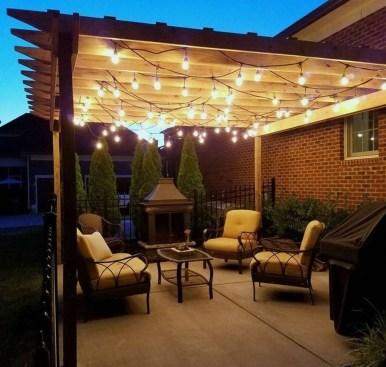 Amazing Traditional Patio Setups For Your Backyard33