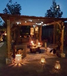 Amazing Traditional Patio Setups For Your Backyard35