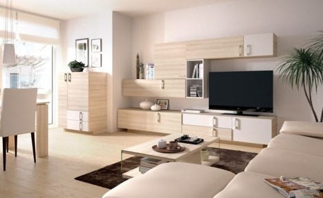 Amazing Wall Storage Items For Your Contemporary Living Room02