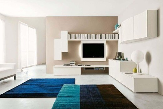 Amazing Wall Storage Items For Your Contemporary Living Room04