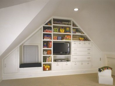 Amazing Wall Storage Items For Your Contemporary Living Room16