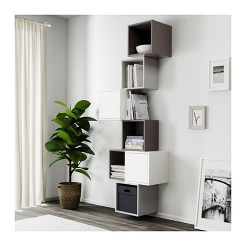 Amazing Wall Storage Items For Your Contemporary Living Room32