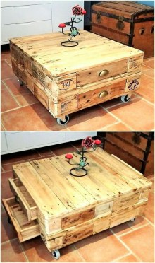 Awesome Diy Pallet Projects Design15