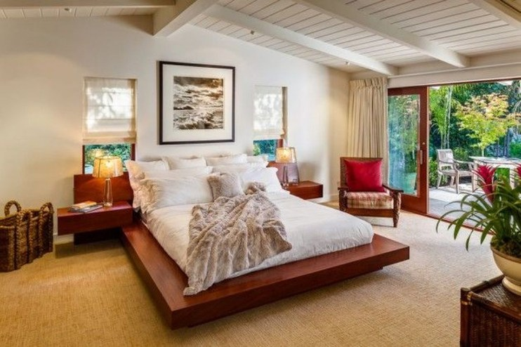 Beautiful Vintage Mid Century Bedroom Designs07