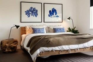 Beautiful Vintage Mid Century Bedroom Designs10