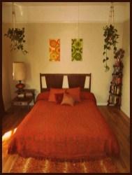 Beautiful Vintage Mid Century Bedroom Designs29