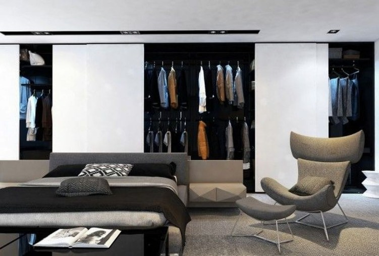Contemporary Closet Design Ideas18