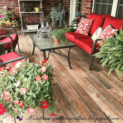 Inspiring Decoration Of Your Porch30