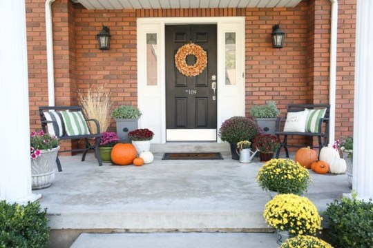 Inspiring Decoration Of Your Porch31