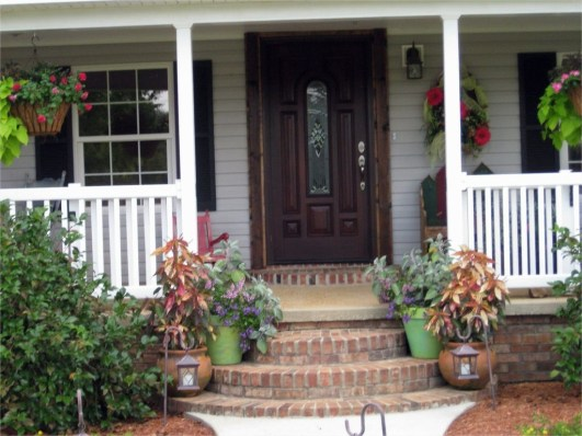 Inspiring Decoration Of Your Porch35