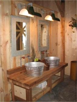 LoVely Rustic Bathroom Ideas10