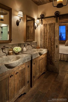 LoVely Rustic Bathroom Ideas25