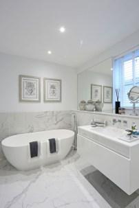 Lovely Contemporary Bathroom Designs22