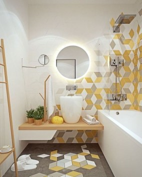 Lovely Contemporary Bathroom Designs26