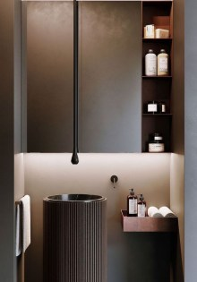 Lovely Contemporary Bathroom Designs30
