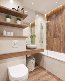 Lovely Contemporary Bathroom Designs39